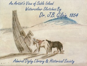 Coffee Table Book $10 plus shipping Visit the Admiral Digby Museum to see original watercolour sketches